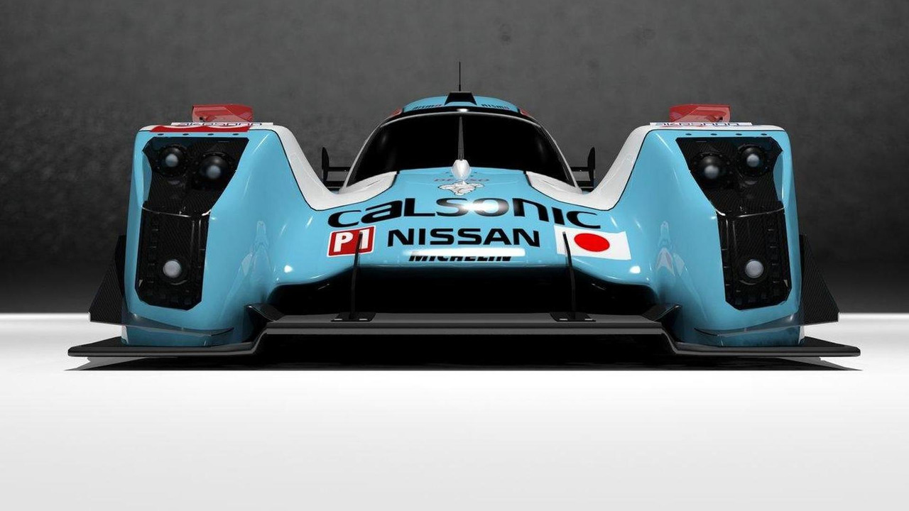nissan returning to le mans in 2014. Black Bedroom Furniture Sets. Home Design Ideas