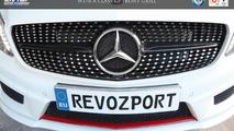 RevoZport tunes the Mercedes A-Class