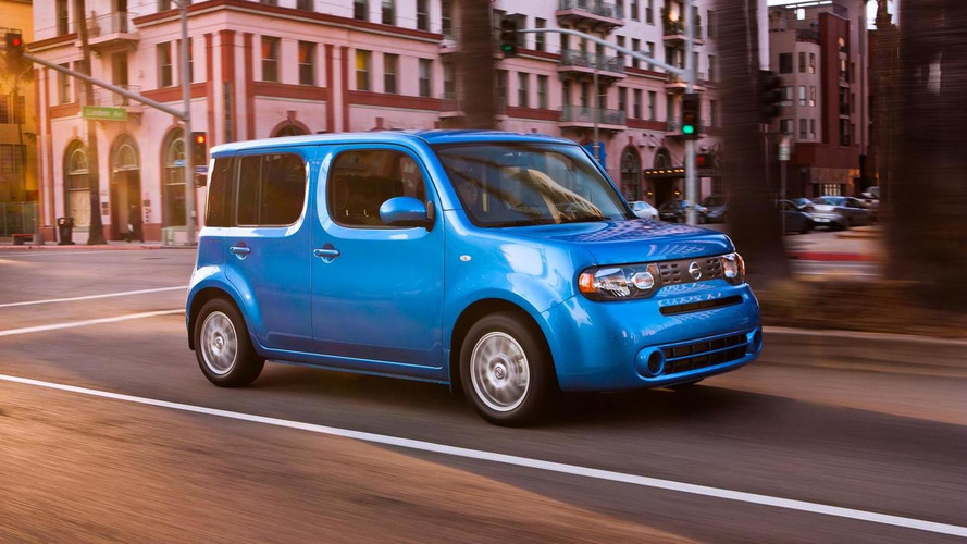 Nissan Cube missing from 2015MY lineup, could be discontinued
