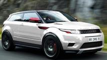Range Rover Evoque R artist rendering, 1200, 03.07.2012