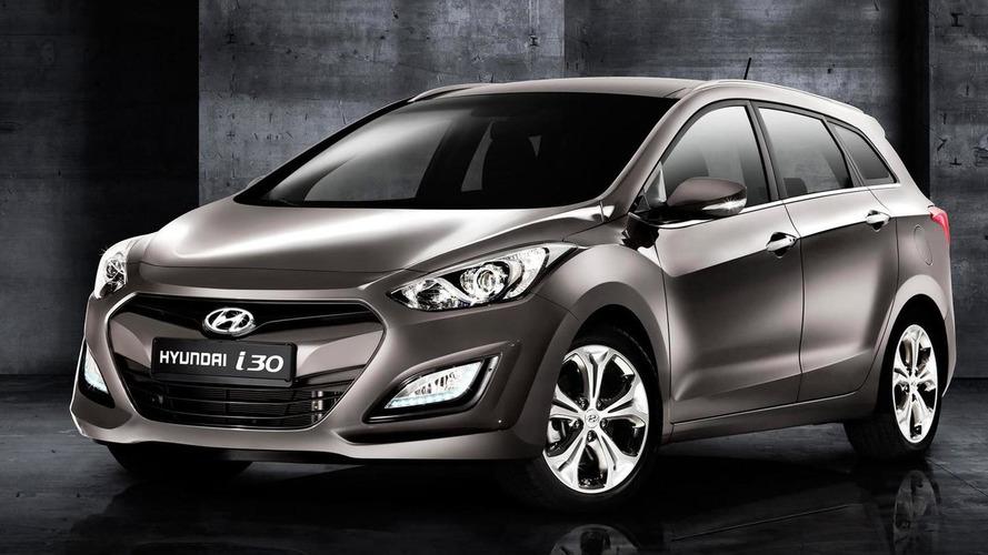 Hyundai i30 Wagon revealed ahead of Geneva world debut
