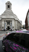 Vauxhall Adam&James art car - 14.9.2012
