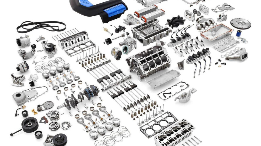Chevrolet Performance offers LS7 and LS9 engines as build-your-own kits
