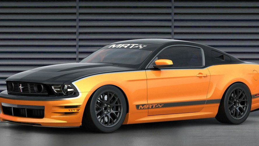 Ford Mustangs announced for SEMA