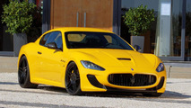 Maserati GranTurismo MC Stradale tuned by Novitec Tridente [video]