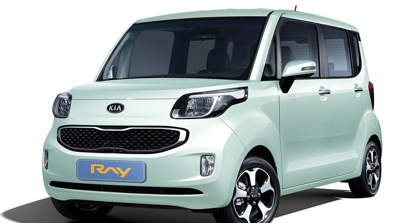 Kia Ray - Korean market - 09.11.2011