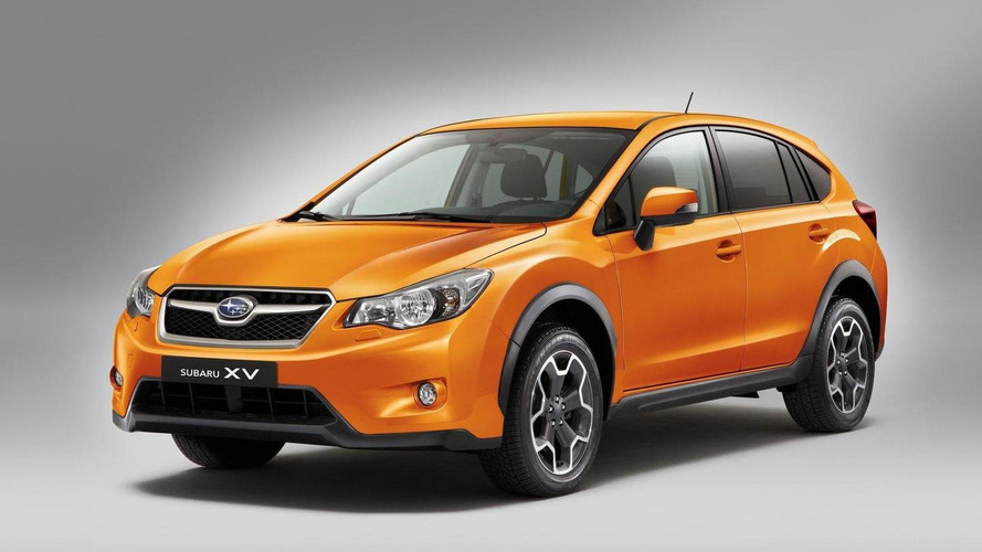 Subaru XV revealed in Frankfurt