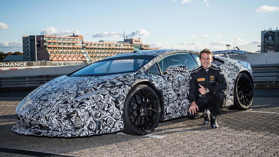 Lamborghini Huracán Performante 2017, el coche de calle más rápido en Nürburgring