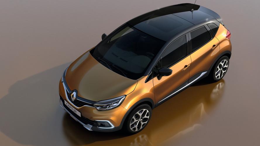 Le Renault Captur Coupé serait en préparation !