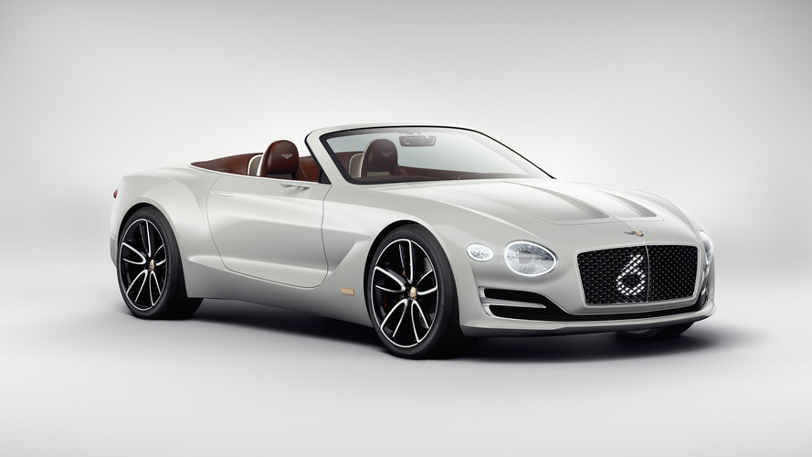 VW Fears Twoseater Bentley Sports Car Might Clash With Audi R - Two seater sports cars