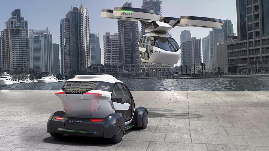 Voitures volantes- Entre projets et rêves devenus réalité