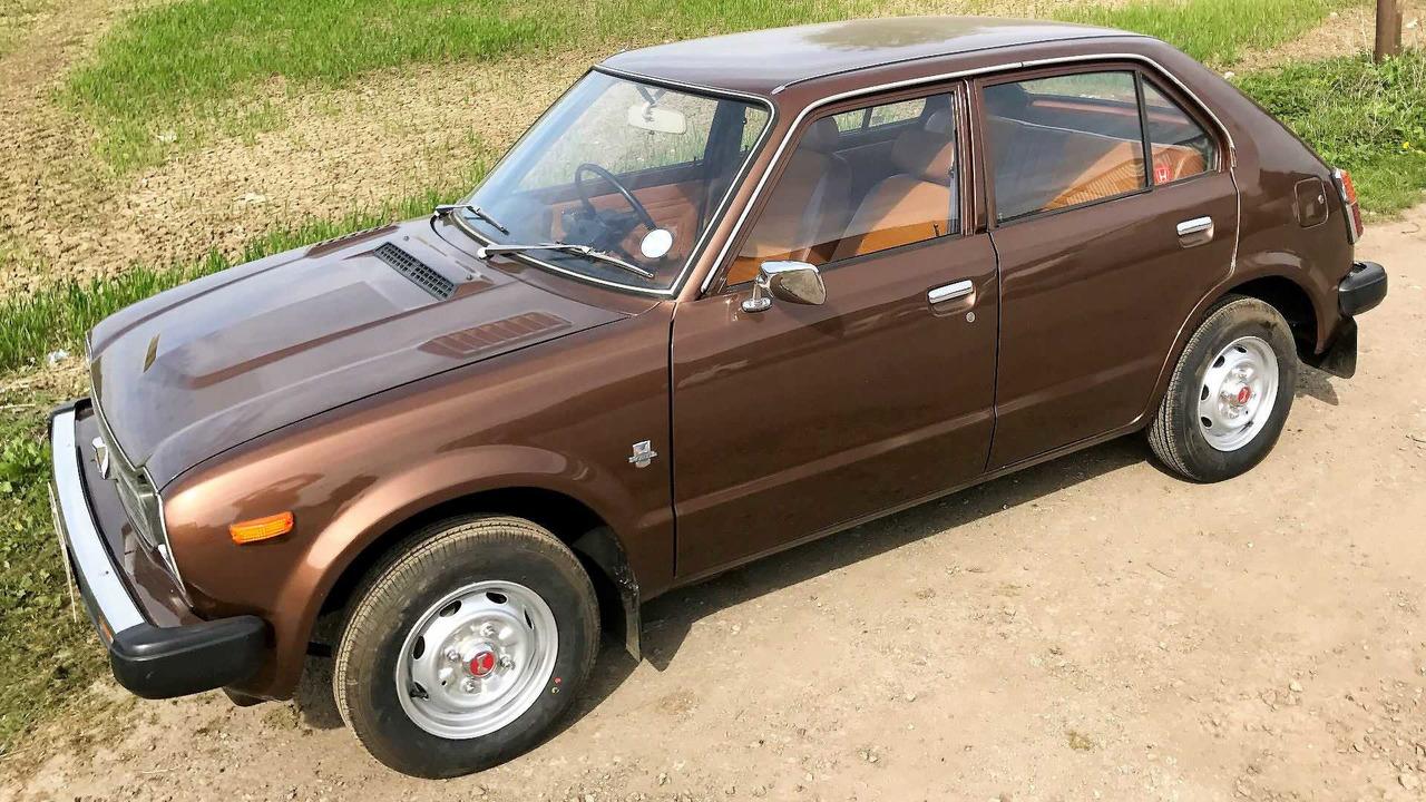 1978 Honda Civic Açık Arttırma