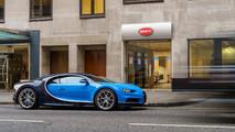 Bugatti Chiron Londres