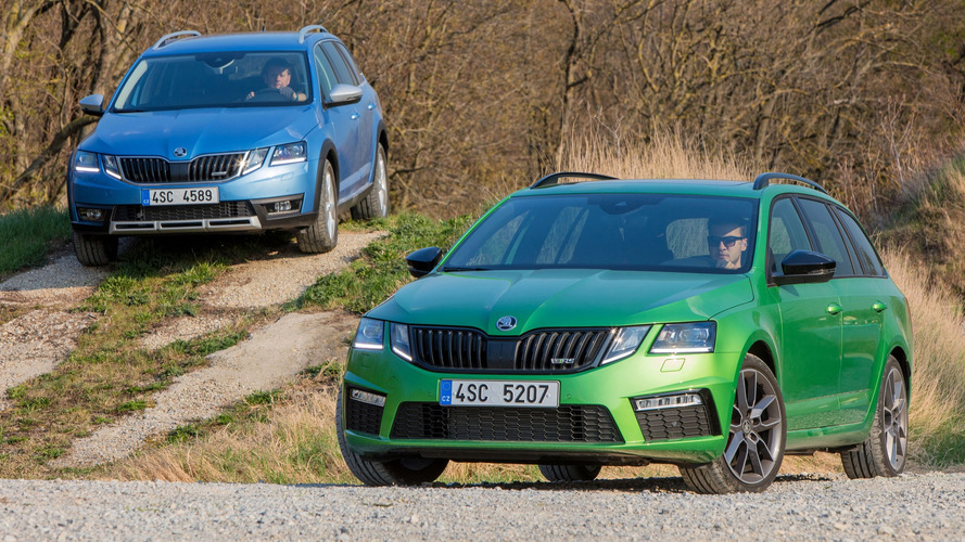 2017 Skoda Octavia RS, Scout Detailed In 100+ Images, New Videos