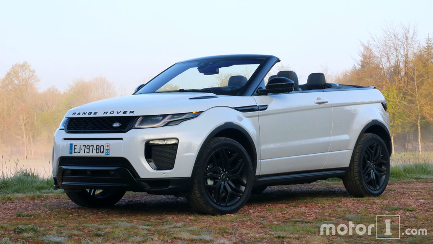 essai range rover evoque cabriolet lancement d 39 une nouvelle mode. Black Bedroom Furniture Sets. Home Design Ideas