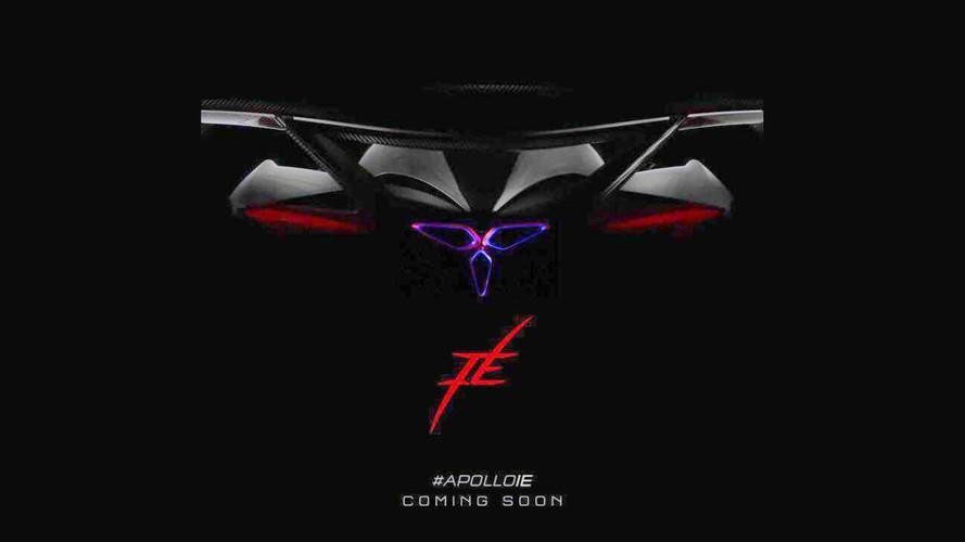 Apollo dévoile un teaser de sa future supercar !