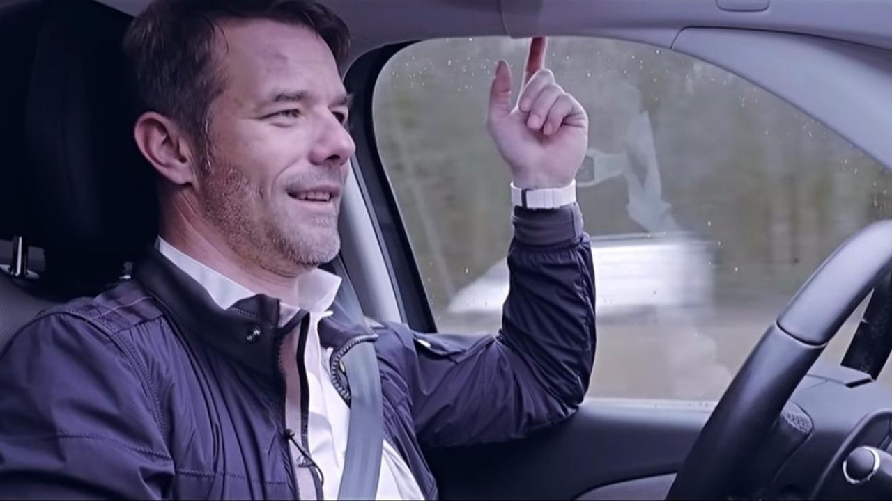 Sébastien Loeb coche autónomo