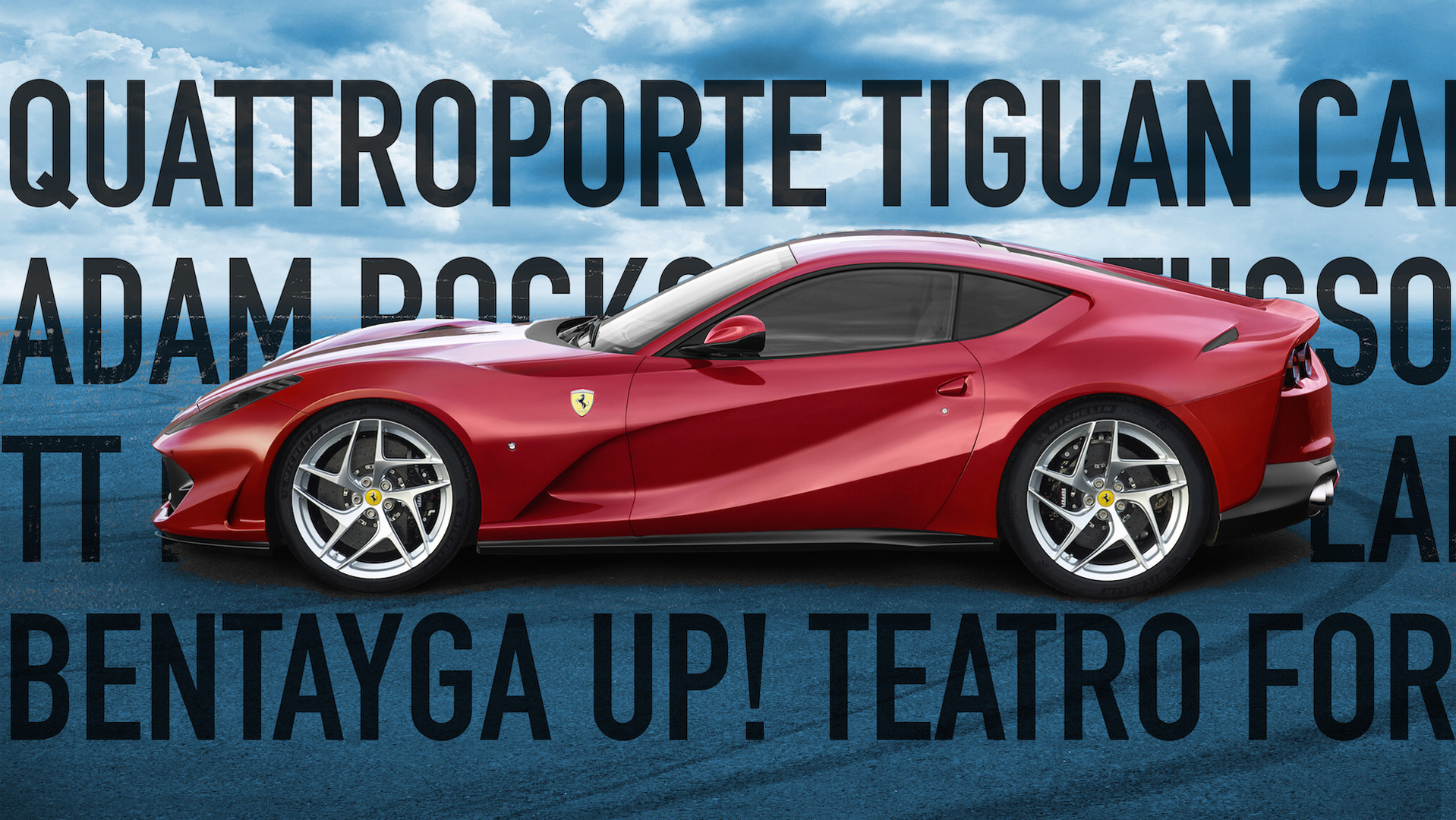 Cars With Names As Bad Or Worse Than Ferrari Superfast