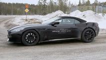 2018 Aston Martin DB11 Volante spy photo