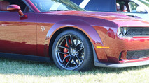 Dodge Challenger SRT Hellcat Widebody Live Photos