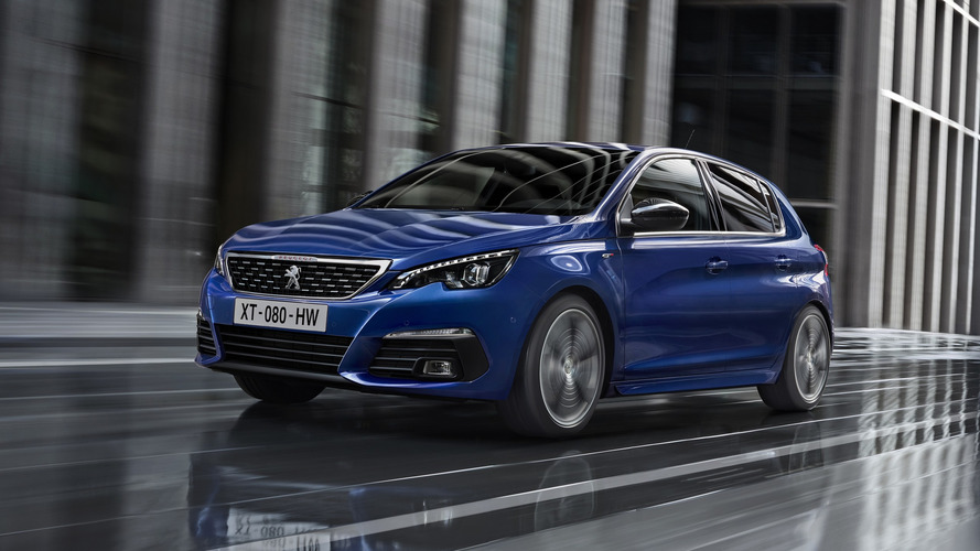 Updated Peugeot 308 due in September