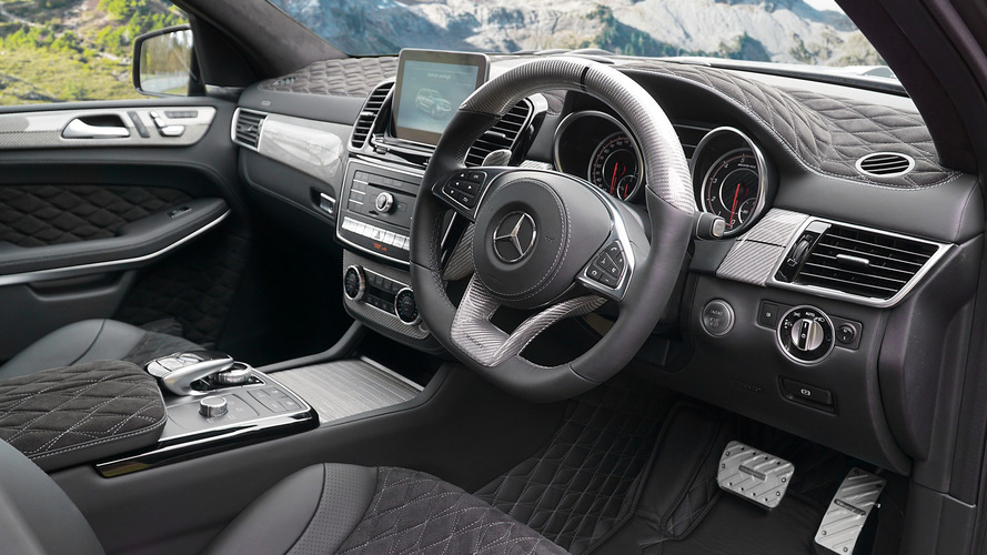 Mercedes-AMG GLS 63 par Mansory