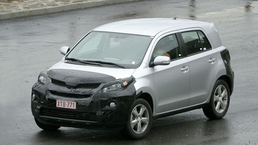 SPY VIDEO: Toyota Scion XD