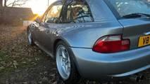 BMW Z3 M Coupé con motor V8