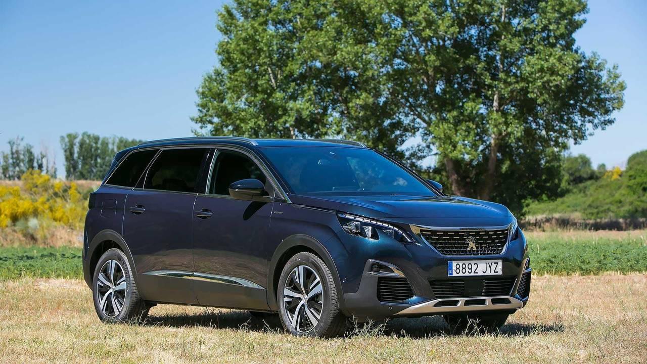 Peugeot 5008 2018: desde 25.800 euros