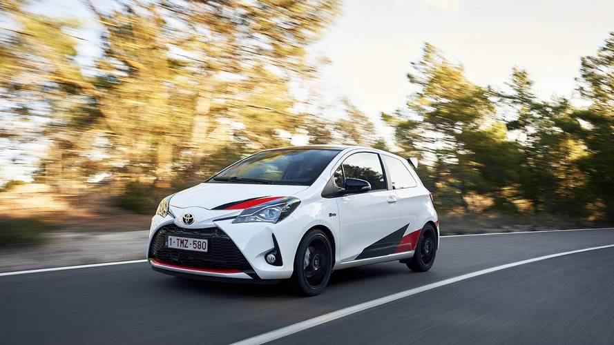 2018 Toyota Yaris GRMN first drive: Wicked fun - forget the price