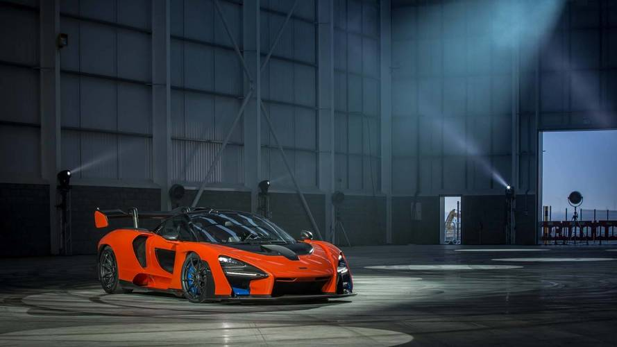 McLaren Senna