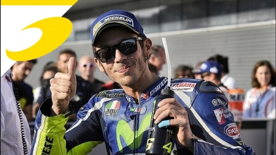 Moto GP, Velentino Rossi: