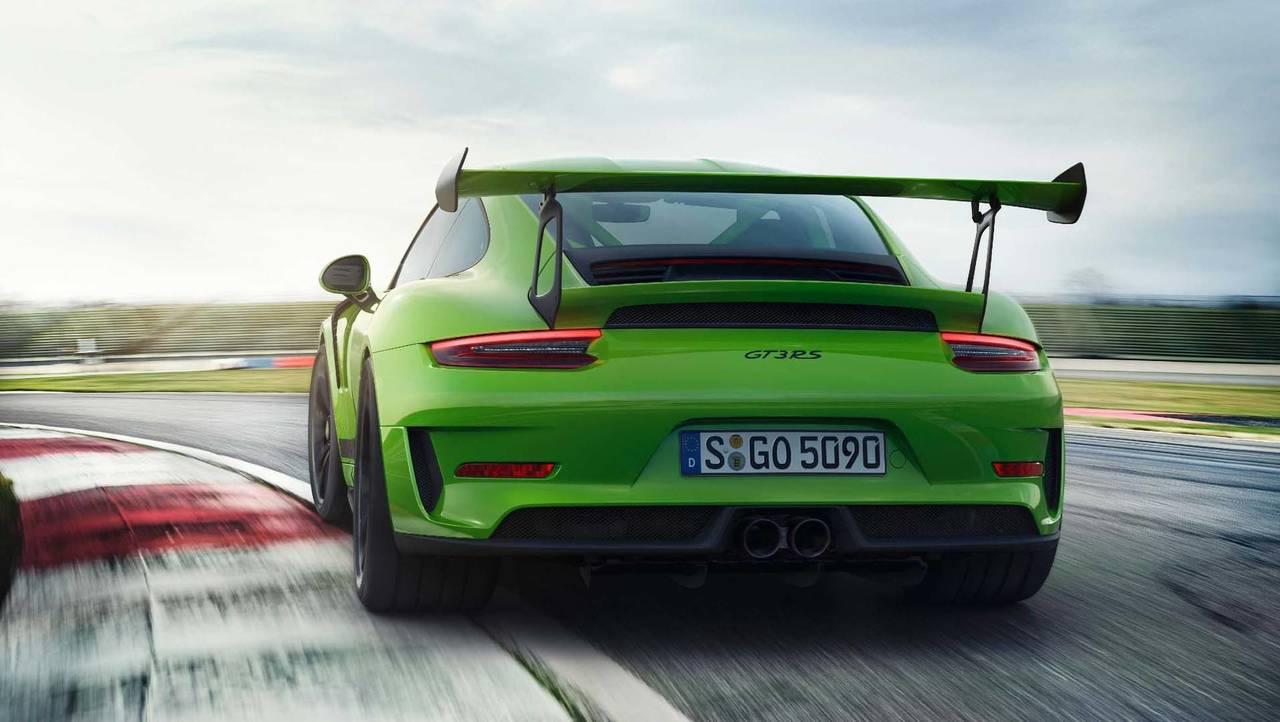 2018 Porsche 911 GT3 RS