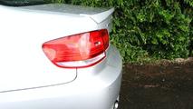 Hartge BMW M3 boot spoiler