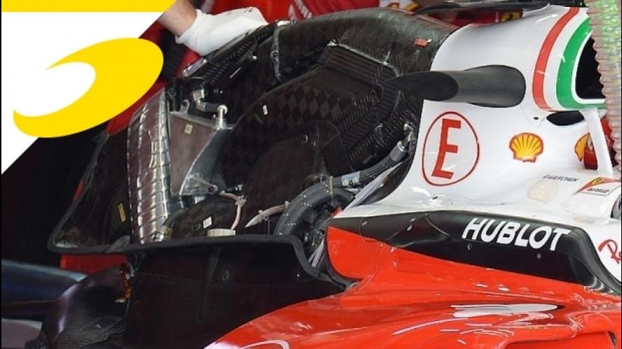Formula 1: Ferrari, le novità del motore 6 cilindri 2017