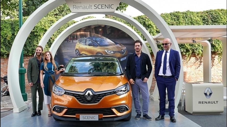 Nuova Renault Scenic, ecco com'è nato