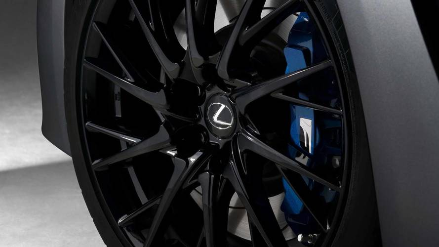 2018 Lexus RC F 10th Anniversary
