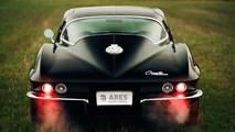 Corvette Stingray reimagined by Ares Design