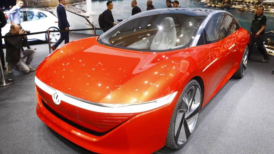 VW I.D. Vizzion Concept no Salão de Genebra 2018