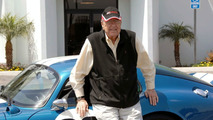 Carroll Shelby Takes Delivery of Superformance-Built Shelby Daytona Cobra Coupe