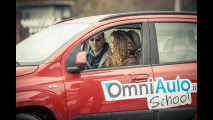 OmniAuto.it School Guida Sicura con Miss Italia 2012 e Fiat Panda