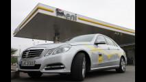 Eni e Mercedes, al via il giro d'Italia a metano