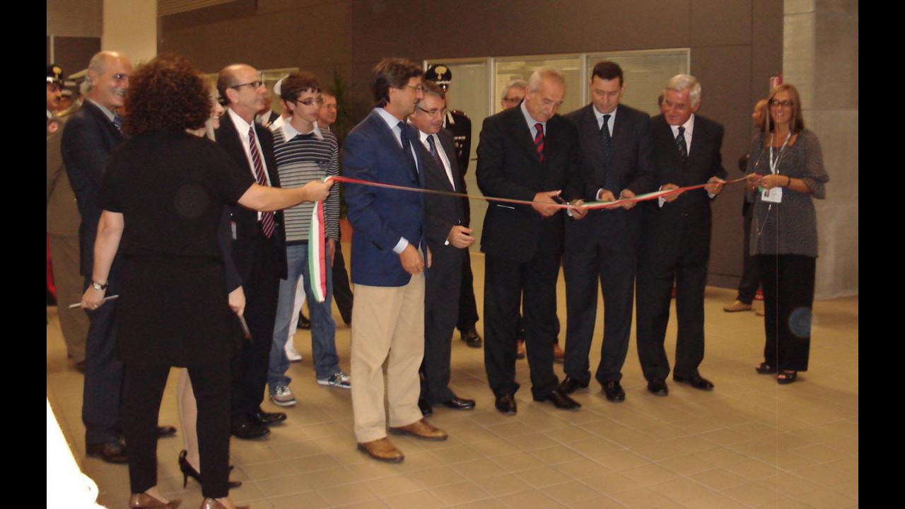 L'inaugurazione del 4X4Fest 2009
