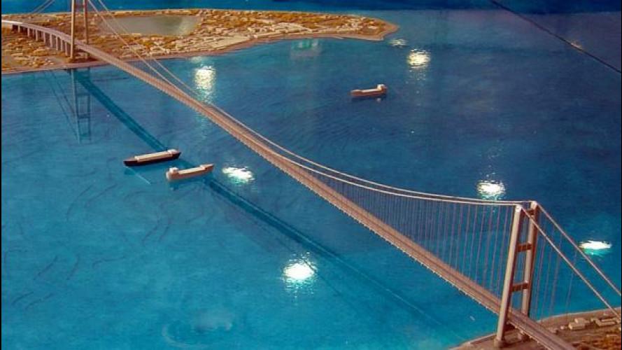 Ponte sullo stretto, il progetto c'è ancora...
