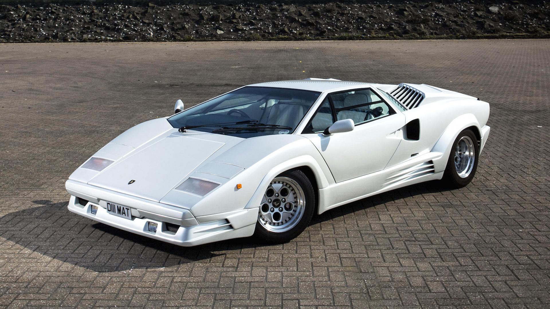 lamborghini-countach-25th-anniversary Breathtaking Lamborghini Countach Need for Speed Cars Trend
