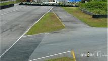 Le circuit de Jacarepagua, détruit pour les Jeux Olympiques de Rio
