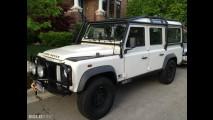 Land Rover Defender D110