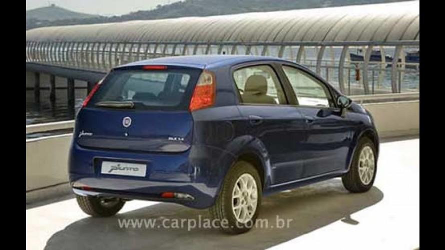 Fiat Punto é eleito o carro do ano pela Autoesporte e o melhor carro nacional pela Abiauto