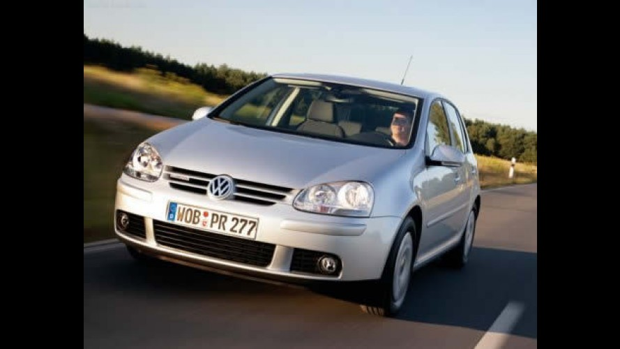 Volkswagen Golf BlueMotion, o mais econômico de todos os tempos