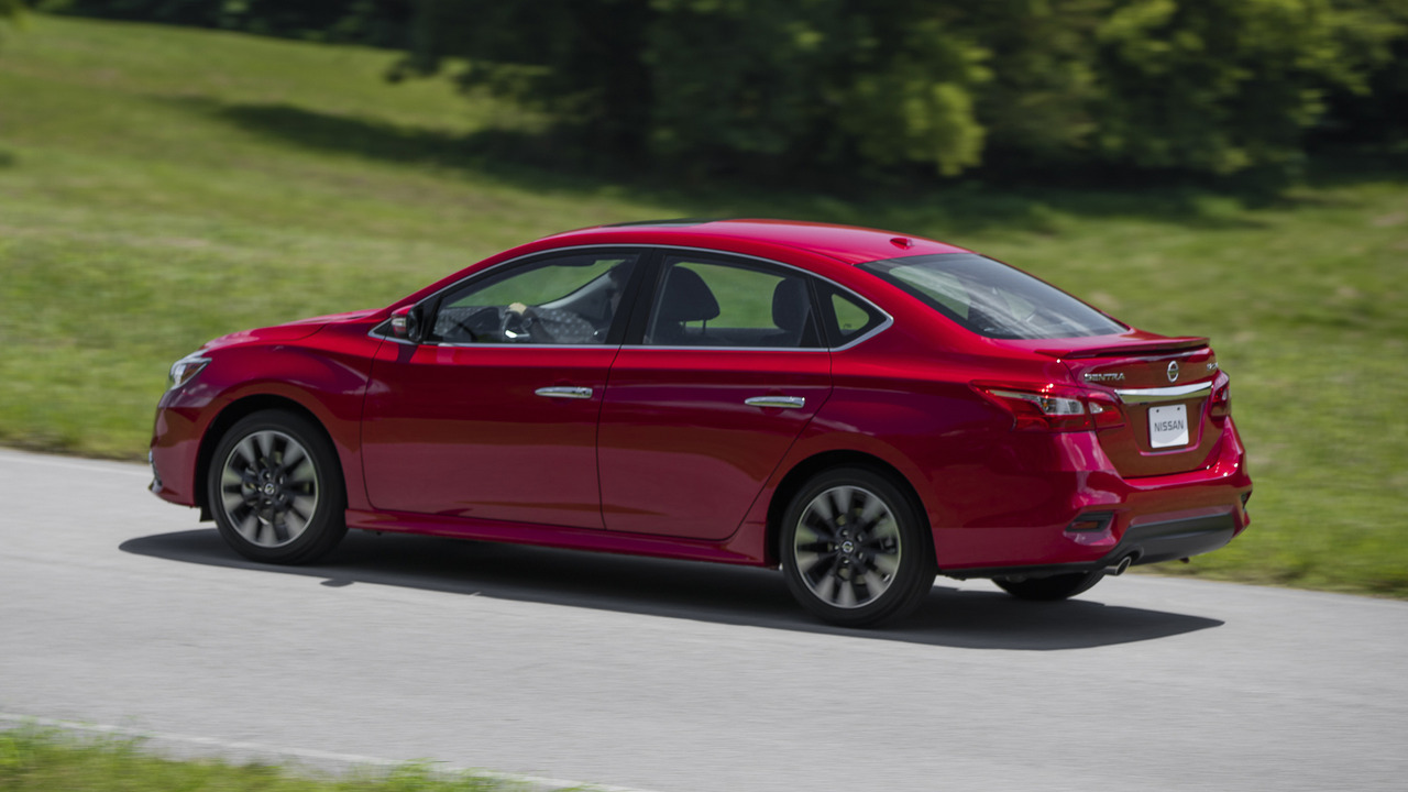 188 Hp Nissan Sentra Sr Turbo Adds Some Oomph To The Lineup